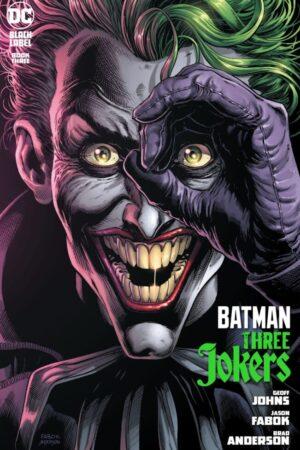 BATMAN: THREE JOKERS #3 PORTADA A (CON CARTA)