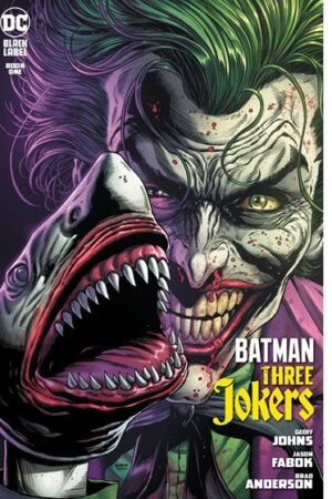 BATMAN: THREE JOKERS #1 - 2DA EDICION (SIN CARTA)