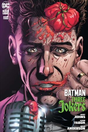 BATMAN: THREE JOKERS #3 PORTADA D (CON CARTA)