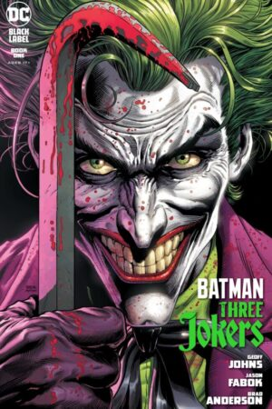 BATMAN: THREE JOKERS #1 PORTADA A (CON CARTA)