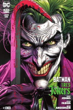 BATMAN: TRES JOKERS NÚM. 1 DE 3 - LIBRES
