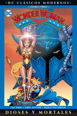 Wonder Woman: Dioses y Mortales