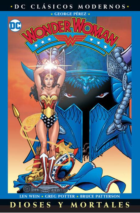 Wonder Woman: Dioses y Mortales