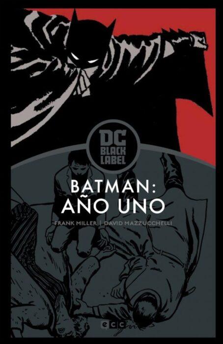BATMAN: AÑO UNO (BIBLIOTECA DC BLACK LABEL)