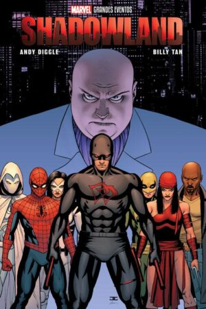 Marvel Grandes Eventos – Daredevil: Shadowland