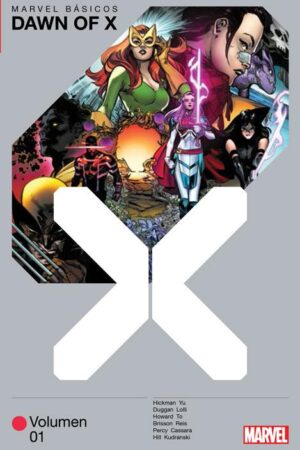 Marvel Básicos – Dawn of X Vol. 1