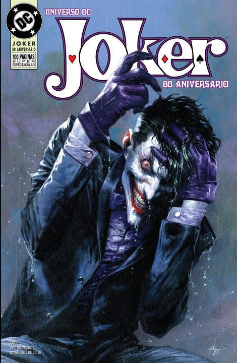 Joker 80 Aniversario Portada 2