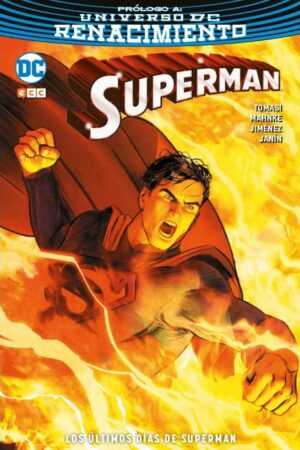 LOS ÚLTIMOS DÍAS DE SUPERMAN