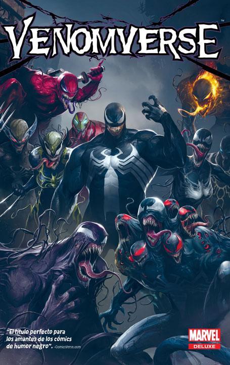 Marvel Deluxe: Venomverse
