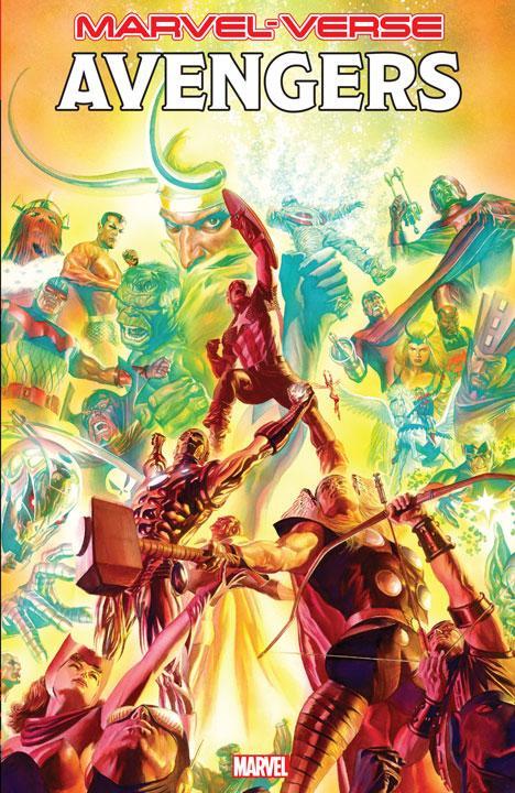Marvel Verse - Avengers
