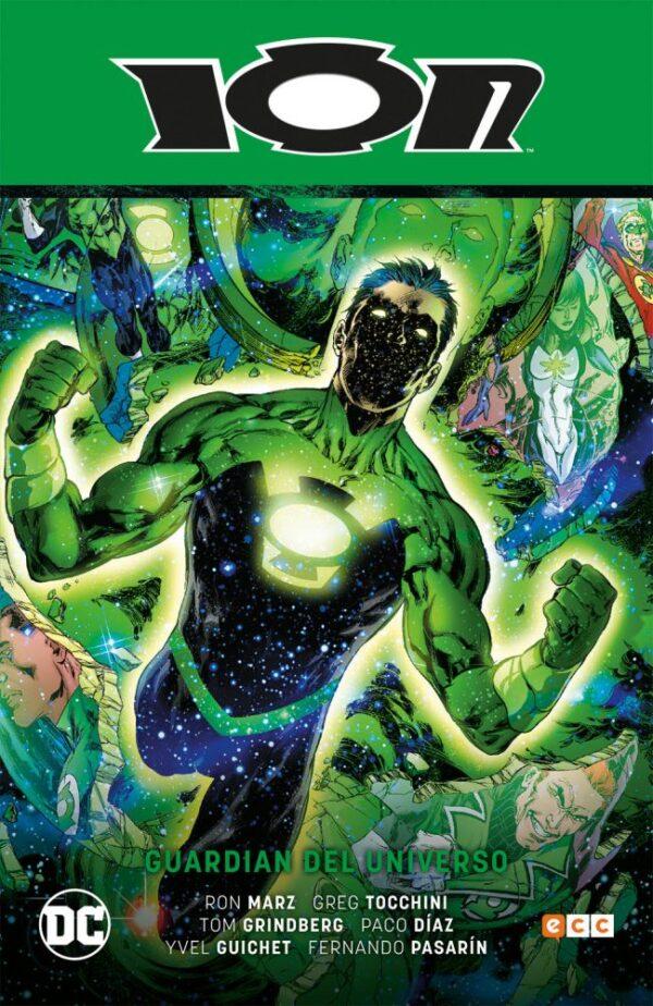 GREEN LANTERN: IÓN - GUARDIÁN DEL UNIVERSO