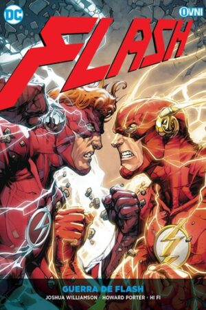 FLASH VOL. 07: LA GUERRA DE FLASH
