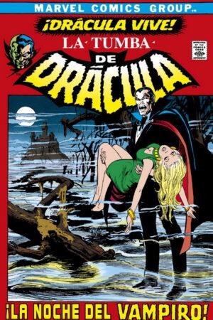 Biblioteca Drácula. La Tumba de Drácula 1 de 10 ¡Drácula vive