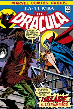 Biblioteca Drácula. La Tumba de Drácula 2 de 10 ¡Blade, el cazavampiros!