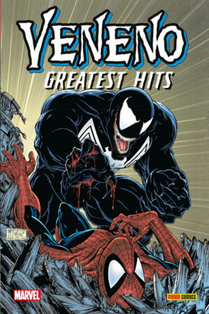 100% Marvel HC. Veneno: Greatest Hit