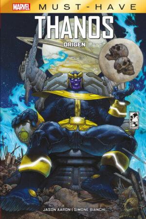 Marvel Must-Have. Thanos: Origen