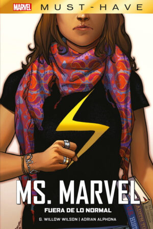 Marvel Must-Have. Ms. Marvel: Fuera de lo normal