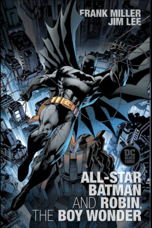 All Star Batman and Robin The Boy Wonder