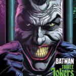 BATMAN: THREE JOKERS #2 PORTADA C (CON CARTA)
