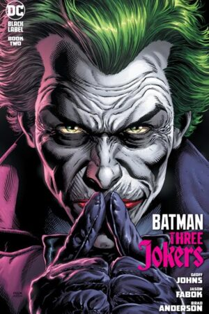BATMAN: THREE JOKERS #2 PORTADA A (CON CARTA)
