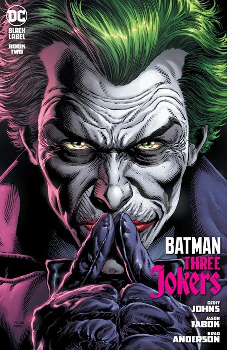BATMAN: THREE JOKERS #2 PORTADA A (CON CARTA)