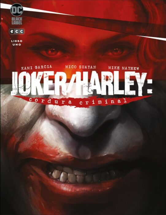 JOKER/HARLEY: CORDURA CRIMINAL VOL. 1 DE 3