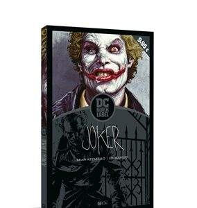 JOKER - DC BLACK LABEL POCKET