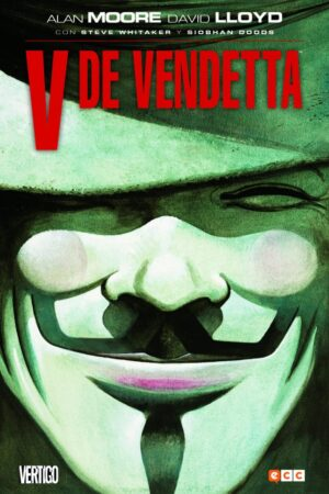 V DE VENDETTA - INTEGRAL