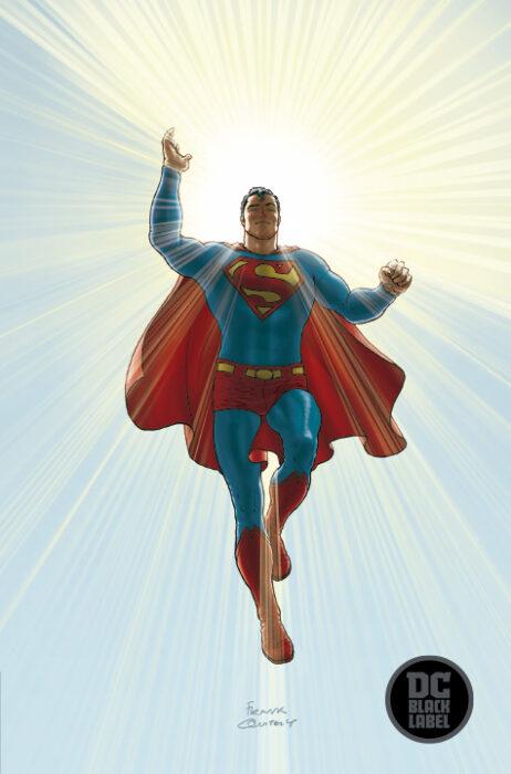 DC Black Label: All-Star Superman