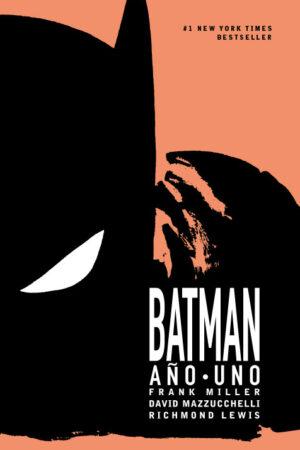 DC DELUXE-BATMAN AÑO UNO