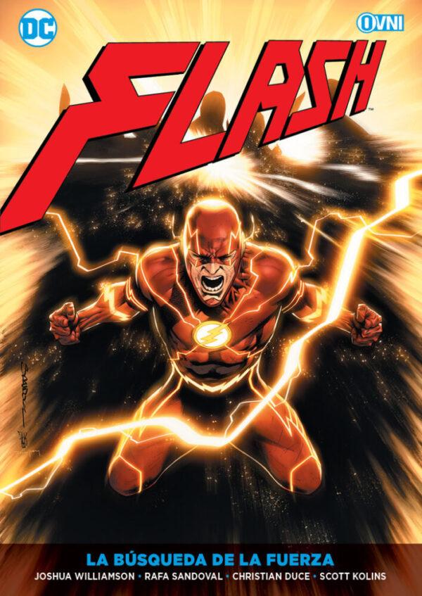 Flash Vol. 08: LA BÚSQUEDA DE LA FUERZA