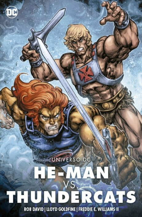 HE-MAN VS THUNDERCATS