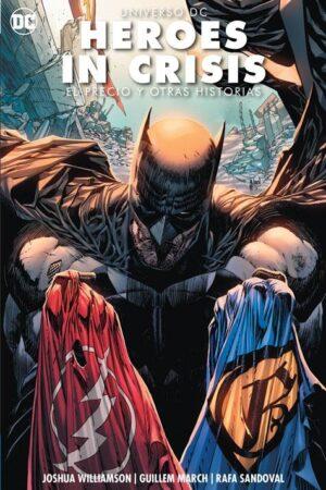 Universo DC – Heroes In Crisis: El Precio y otras historias