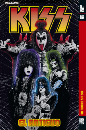 Kiss: El Antiguo Vol. 1: Un Mundo sin Sol