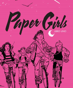 Paper Girls Integral nº 01