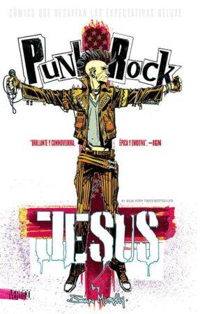 Vertigo Deluxe Punk Rock Jesus - Español