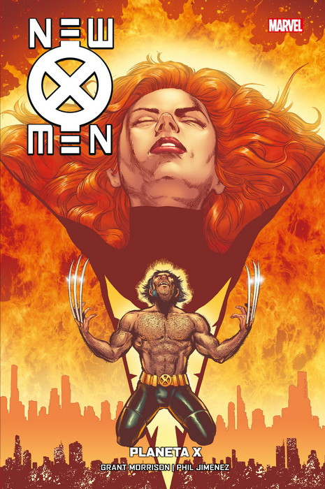 New X-Men 6 de 7 Planeta X
