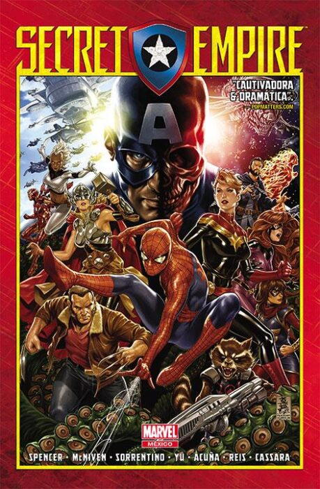 Marvel Deluxe Secret Empire