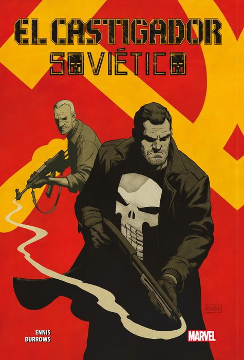 100% Marvel HC. El Castigador: Soviético