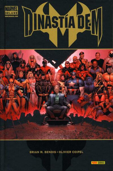 Marvel Deluxe Dinastía de M