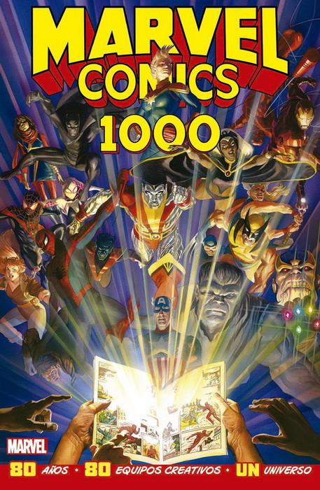Marvel Comics 1000