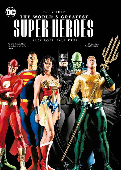DC Comics Deluxe The World's Greatest Super-Heroes