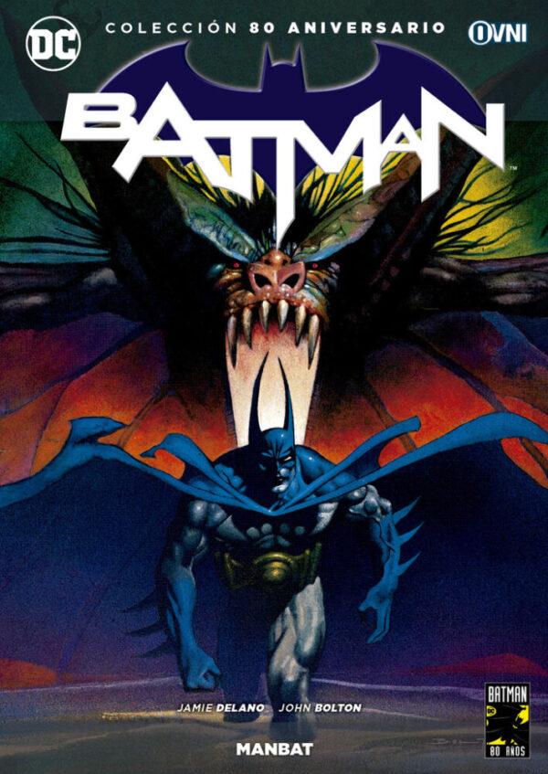 BATMAN: MANBAT