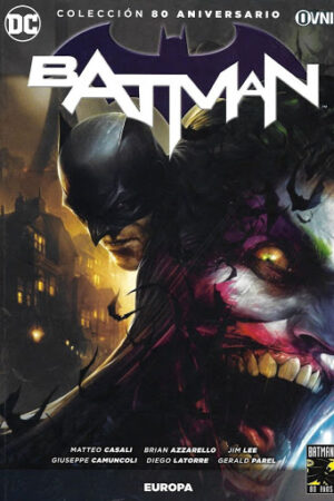 BATMAN: EUROPA